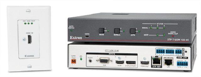 Extron xtp 4k