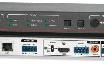XTP SR HDMI