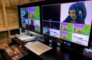 gamer-on-broadcast-screens