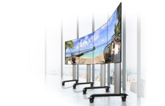 btech-curved-videowall