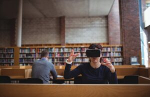 using-vr-in-a-libraray